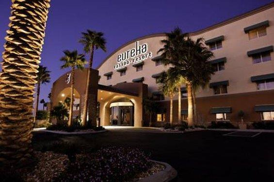 Exterior view - Eureka Casino Hotel Mesquite