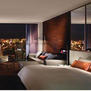 Room - Jet Luxury Hotel at Palms Place Las Vegas