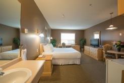 Suite - Podollan Inn Fort McMurray