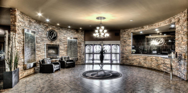 Lobby - Podollan Inn & Spa Grande Prairie