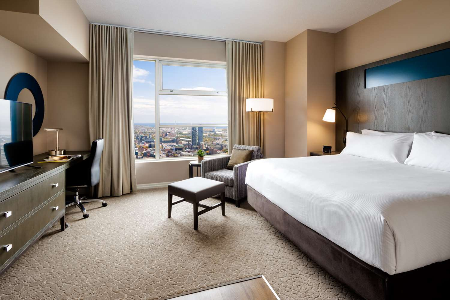 Room - One King West Hotel & Residence Toronto