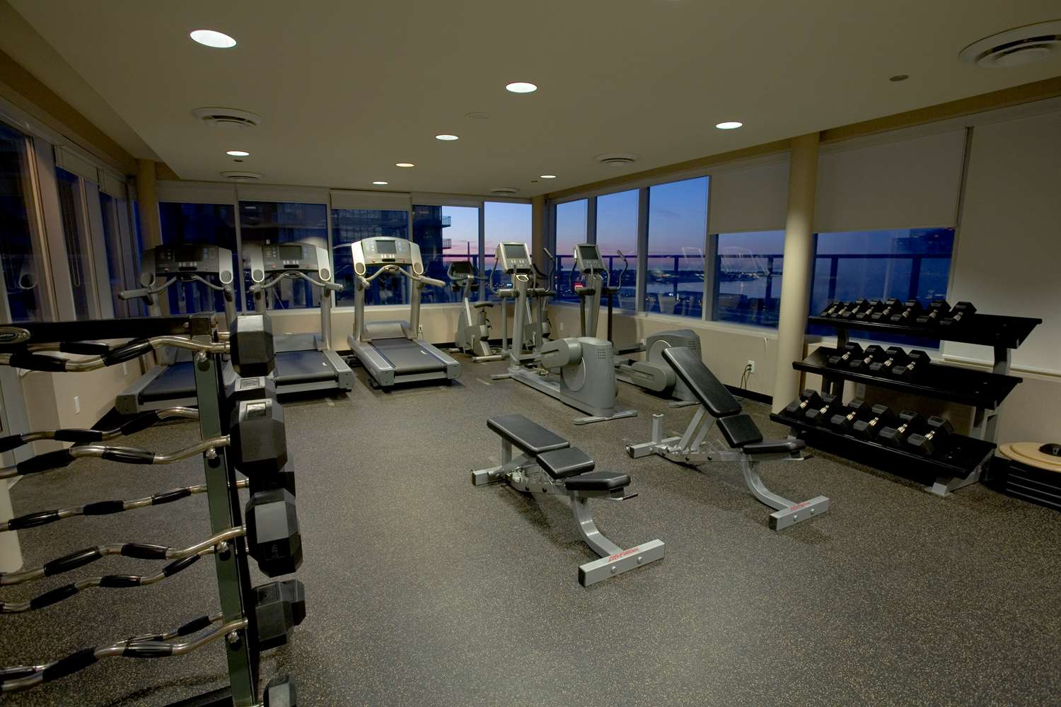 Fitness/ Exercise Room - One King West Hotel & Residence Toronto