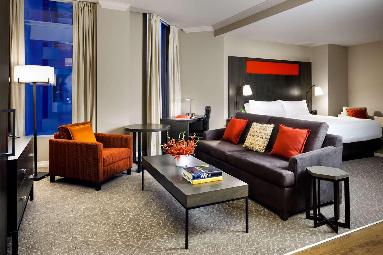 Lobby - One King West Hotel & Residence Toronto