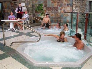Spa - Carson Valley Inn Minden