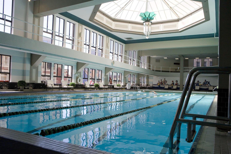 Recreation - Los Angeles Athletic Club Hotel
