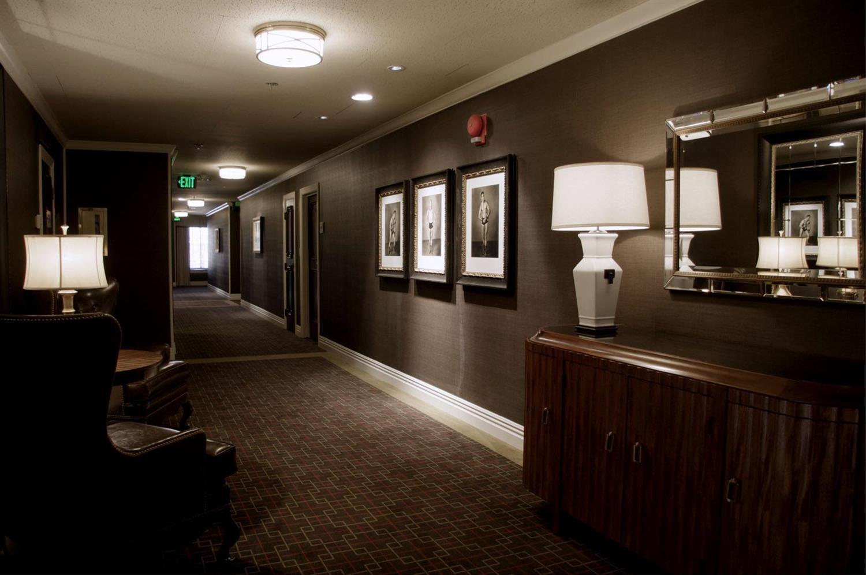 Lobby - Los Angeles Athletic Club Hotel