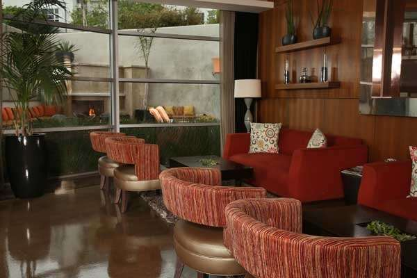 Lobby - Hotel Angeleno Los Angeles