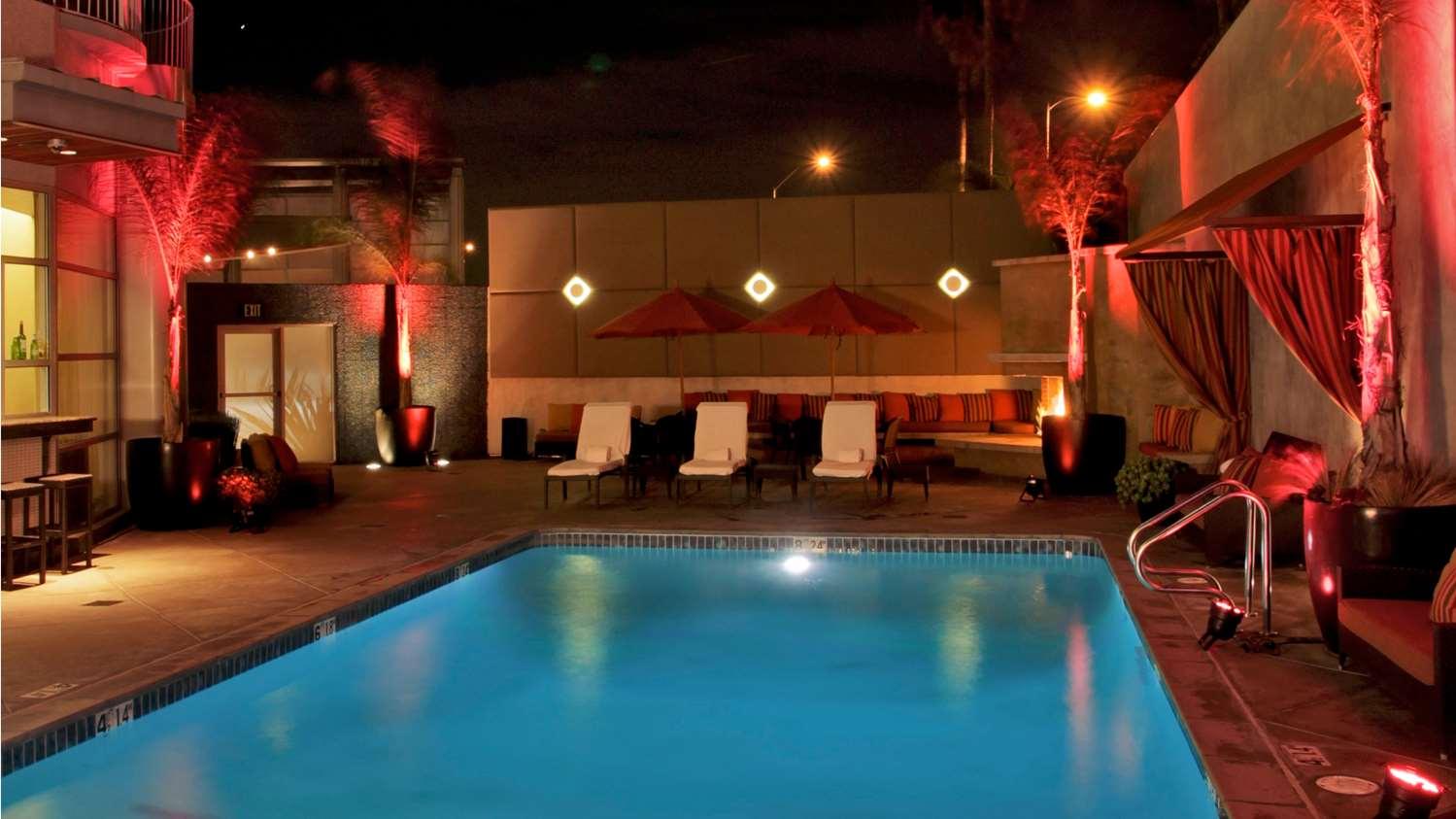 proam - Hotel Angeleno Los Angeles
