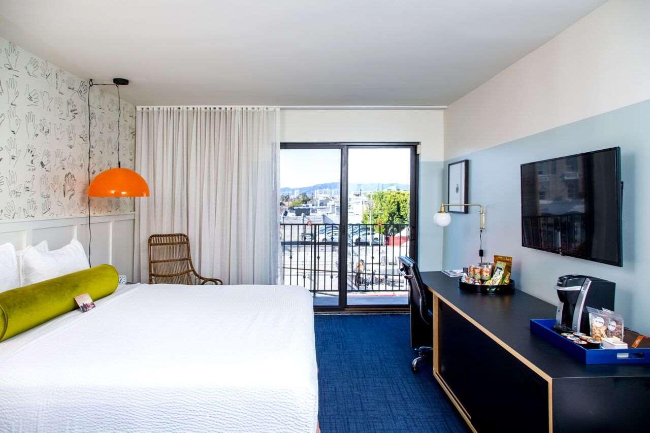 Room Hotel Erwin Venice Beach