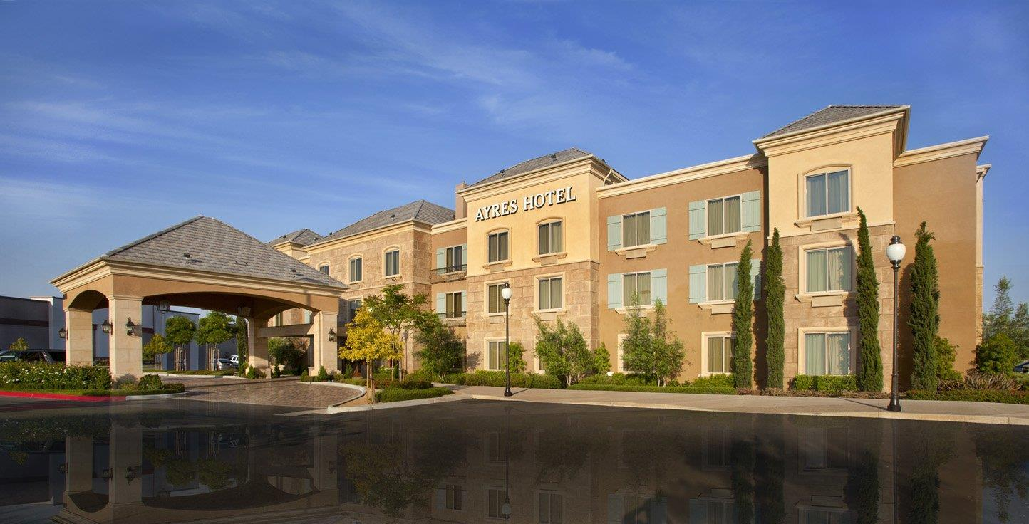 Exterior view - Ayres Hotel Chino Hills