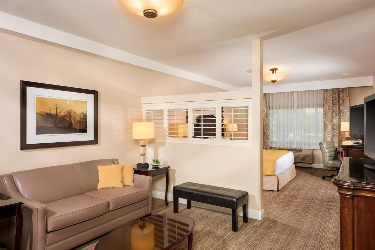 Suite - Ayres Suites at Ontario Mills Mall