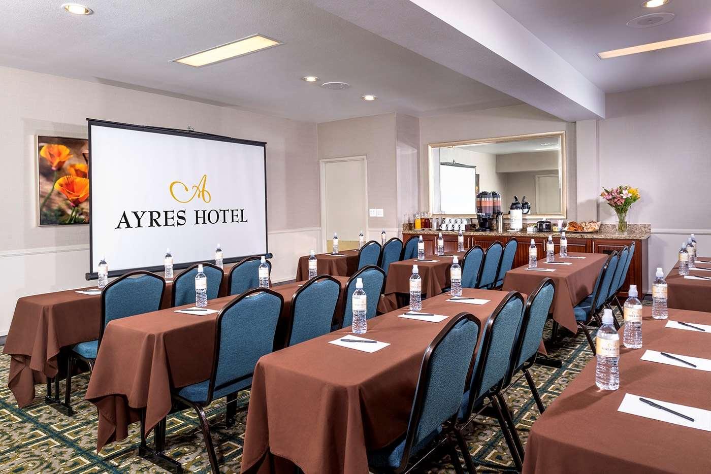 Meeting Facilities - Ayres Suites Diamond Bar