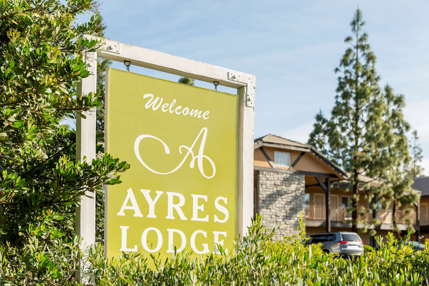Exterior view - Ayres Lodge Alpine