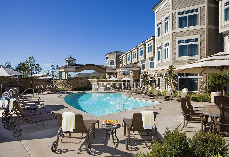 Pool - West Inn & Suites Carlsbad