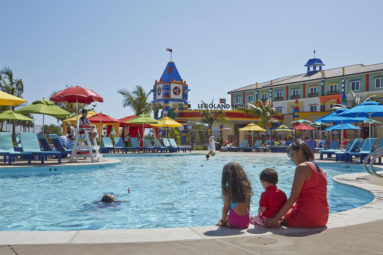 Pool - Legoland California Resort Carlsbad