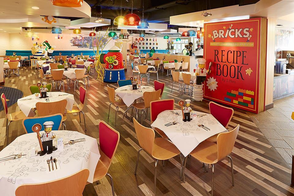 Restaurant - Legoland California Resort Carlsbad