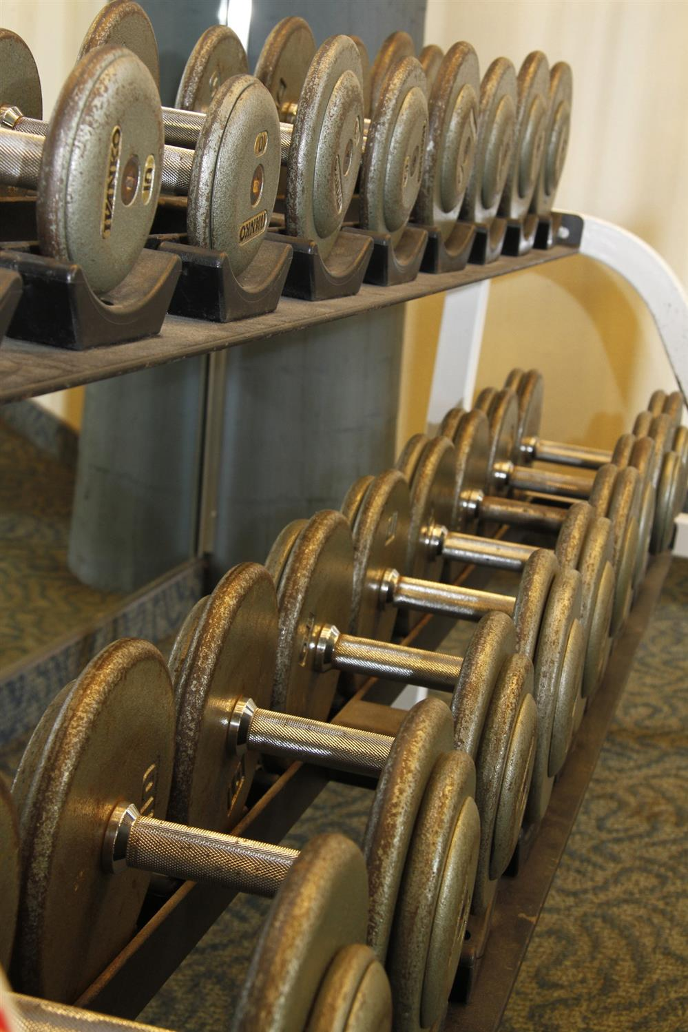 Fitness/ Exercise Room - Carlsbad by the Sea Resort