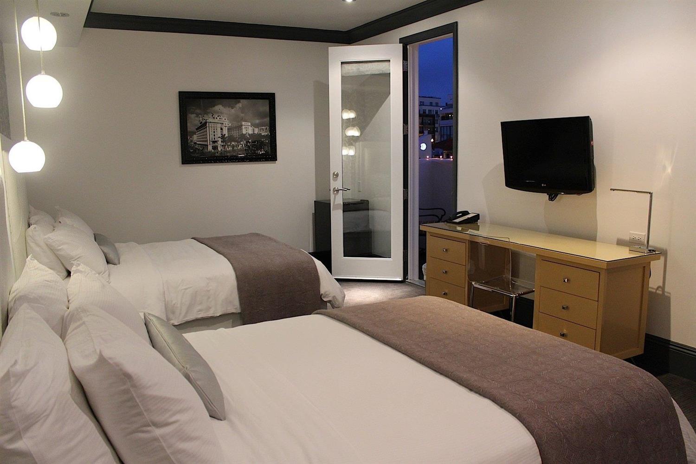 Room - La Pensione Hotel San Diego