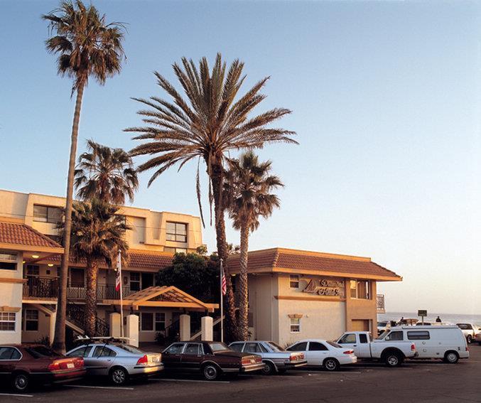 Exterior view - Diamond Head Inn Pacific Beach San Diego