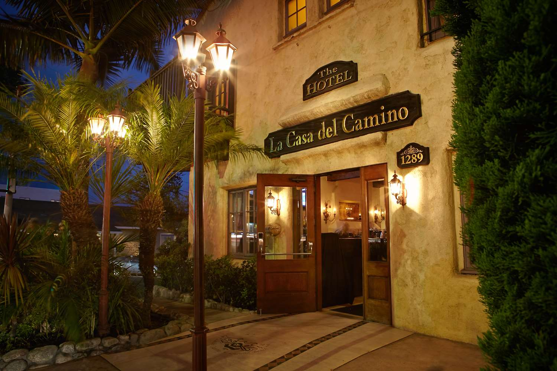 Exterior View   La Casa Del Camino Hotel Laguna Beach ...