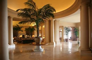 Lobby - Resort at Pelican Hill Newport Coast