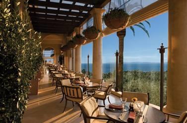 Restaurant - Resort at Pelican Hill Newport Coast