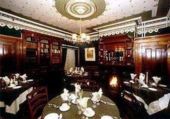 Restaurant - Blomidon Inn Wolfville