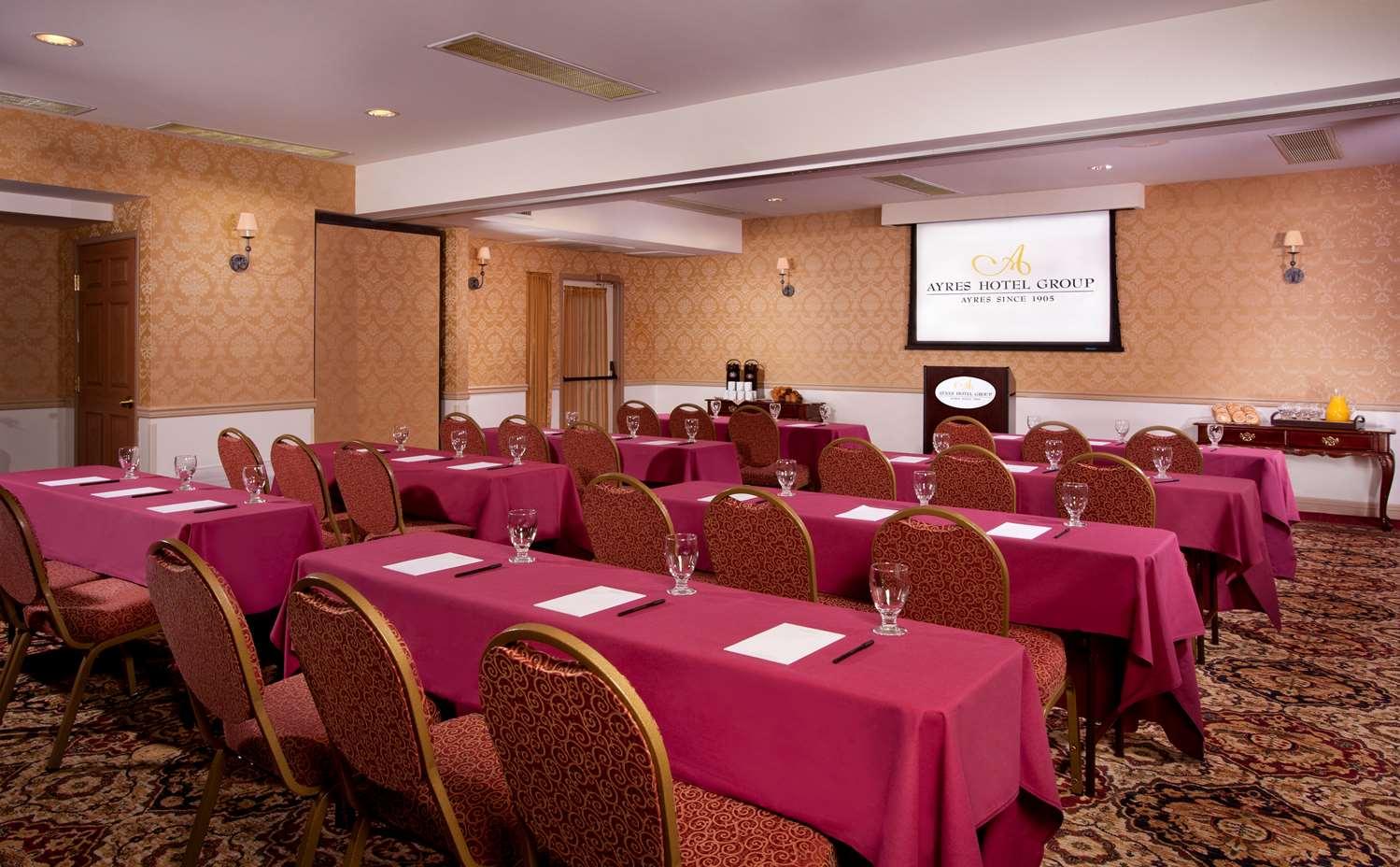 Meeting Facilities - Ayres Hotel Angel Stadium Anaheim