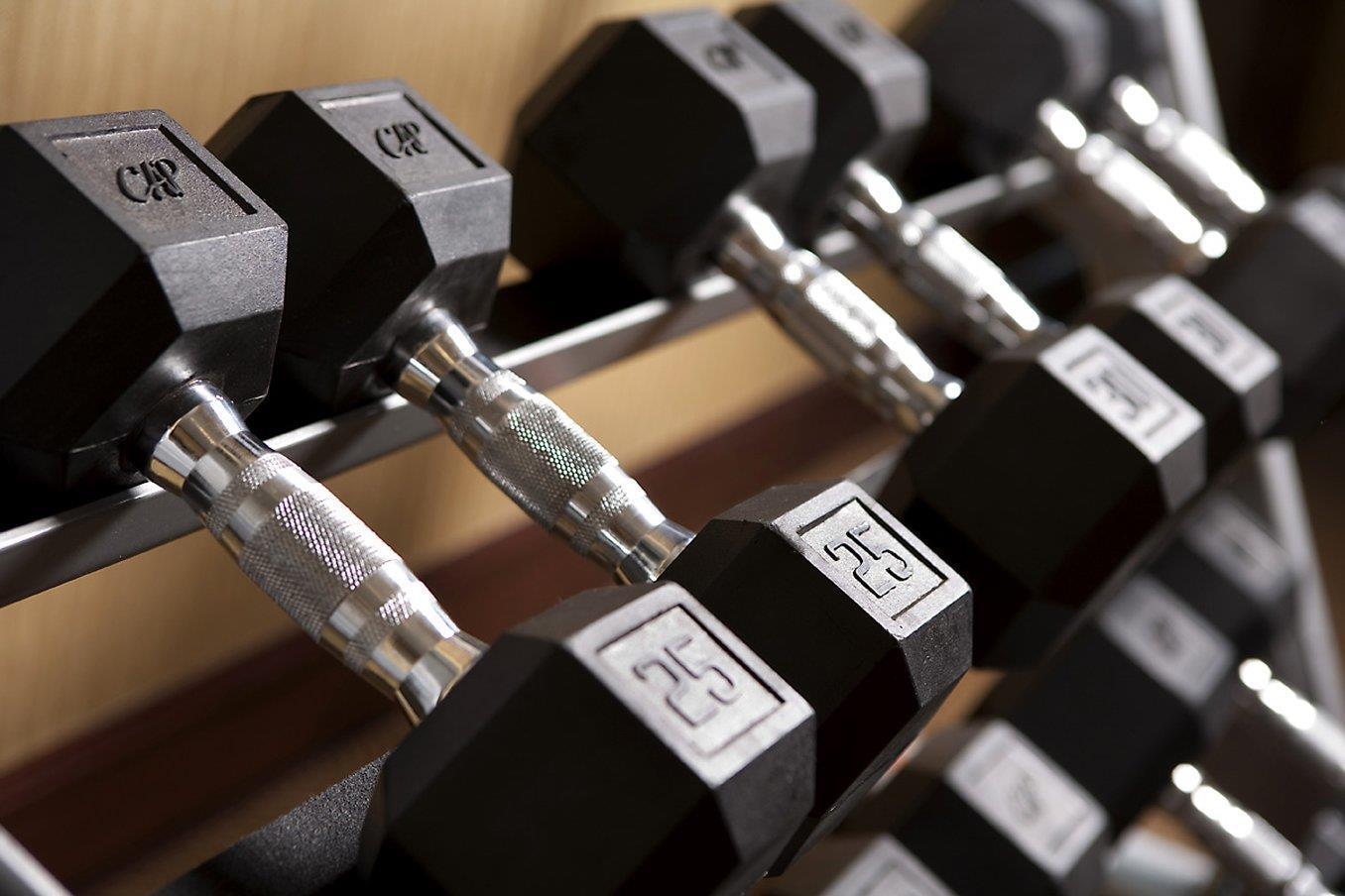 Fitness/ Exercise Room - Ayres Suites Yorba Linda