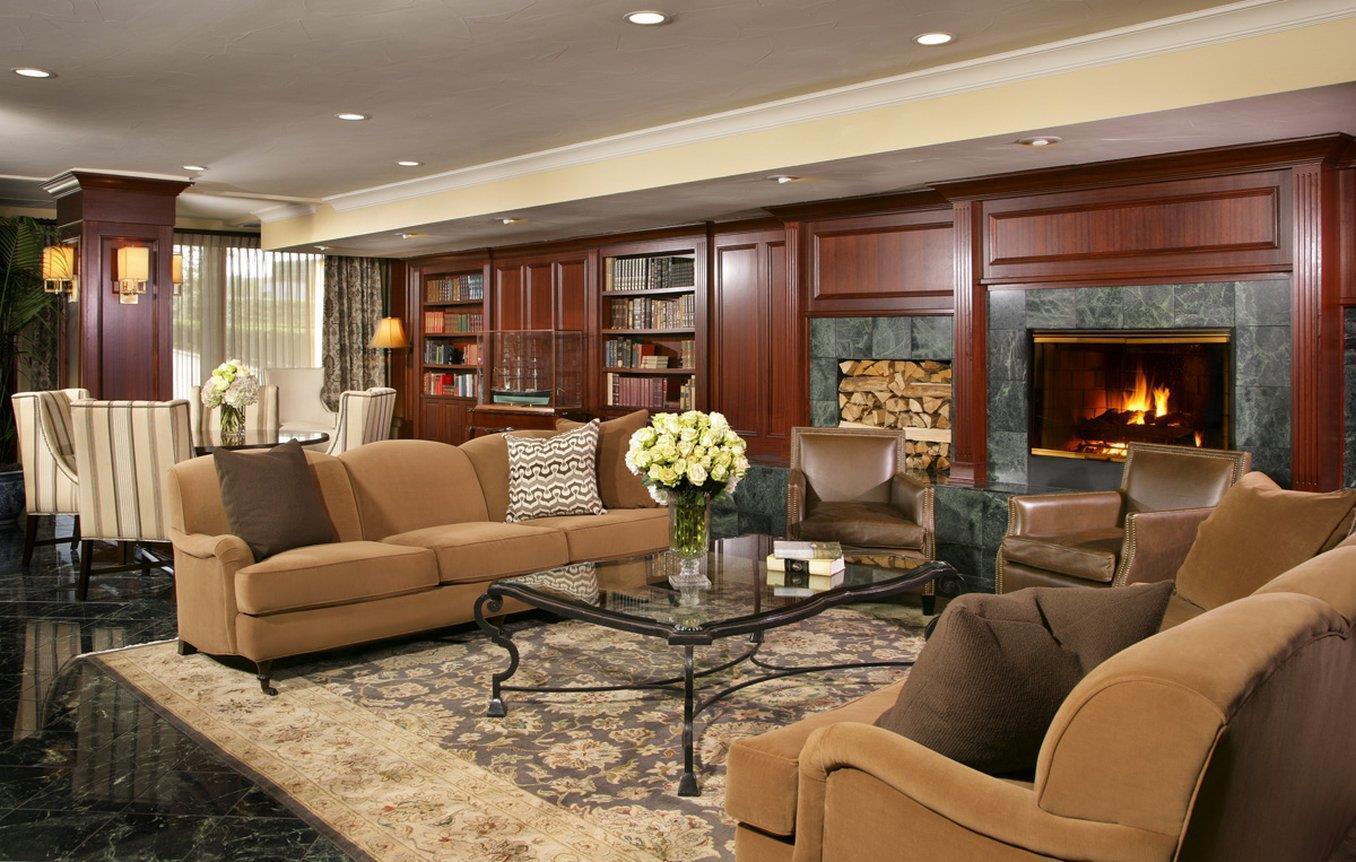 Lobby - Ayres Suites Yorba Linda