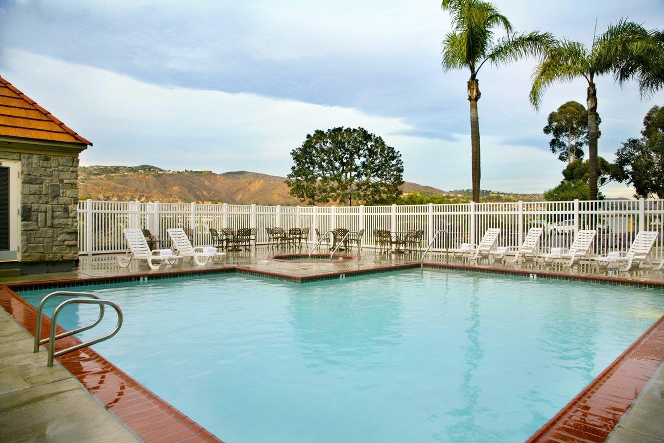 Pool - Ayres Suites Yorba Linda
