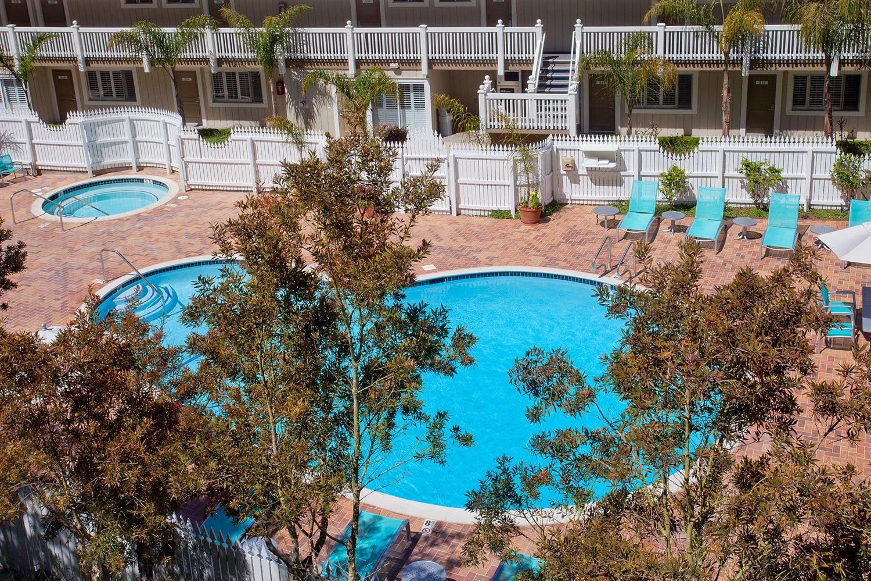 Pool - Inn at Morro Bay