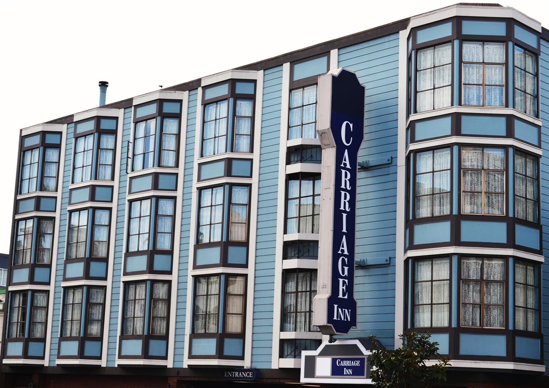 Exterior view - Carriage Inn San Francisco