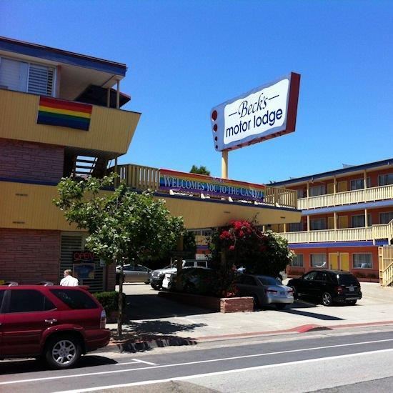 Exterior view - Becks Motor Lodge San Francisco