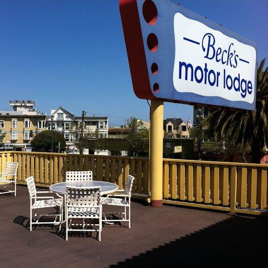 Other - Becks Motor Lodge San Francisco