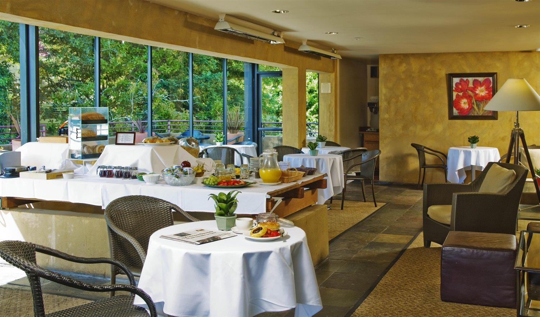 Restaurant - Mill Valley Inn