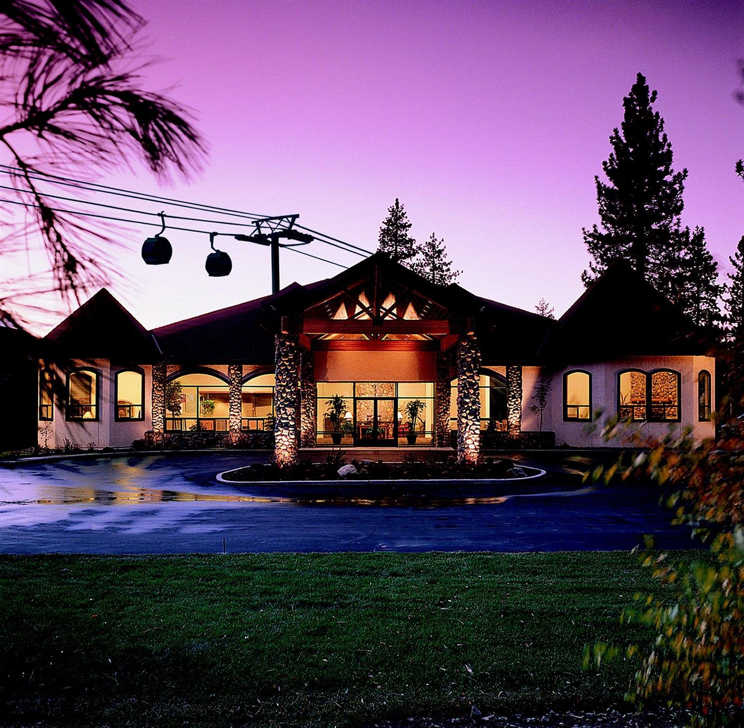Exterior view - Forest Suites Resort South Lake Tahoe