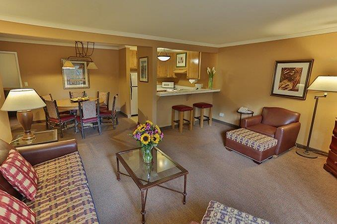 Lobby - Forest Suites Resort South Lake Tahoe