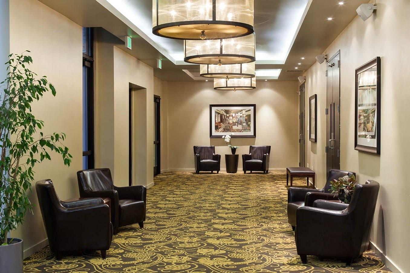 Lobby - Mark Spencer Hotel Portland