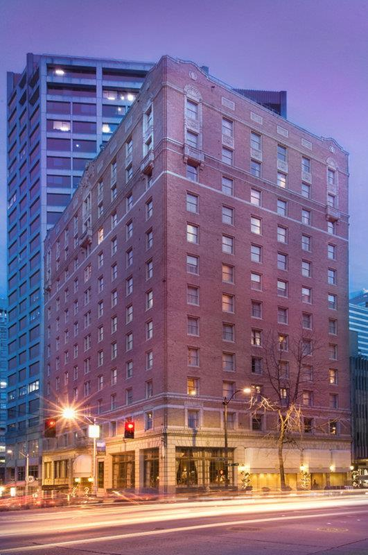 Exterior view - Mayflower Park Hotel Seattle