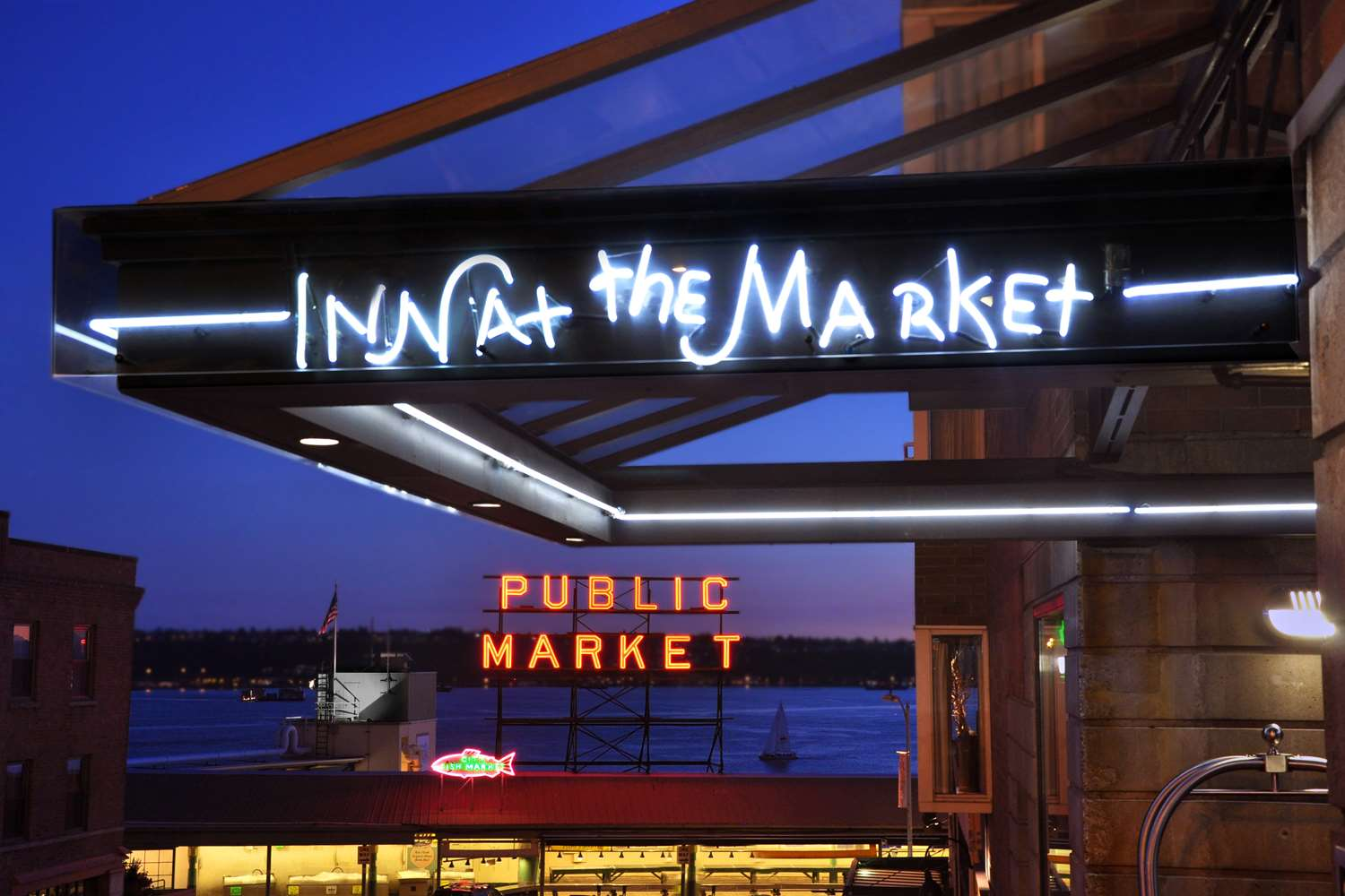 Exterior view - Inn at the Market Seattle