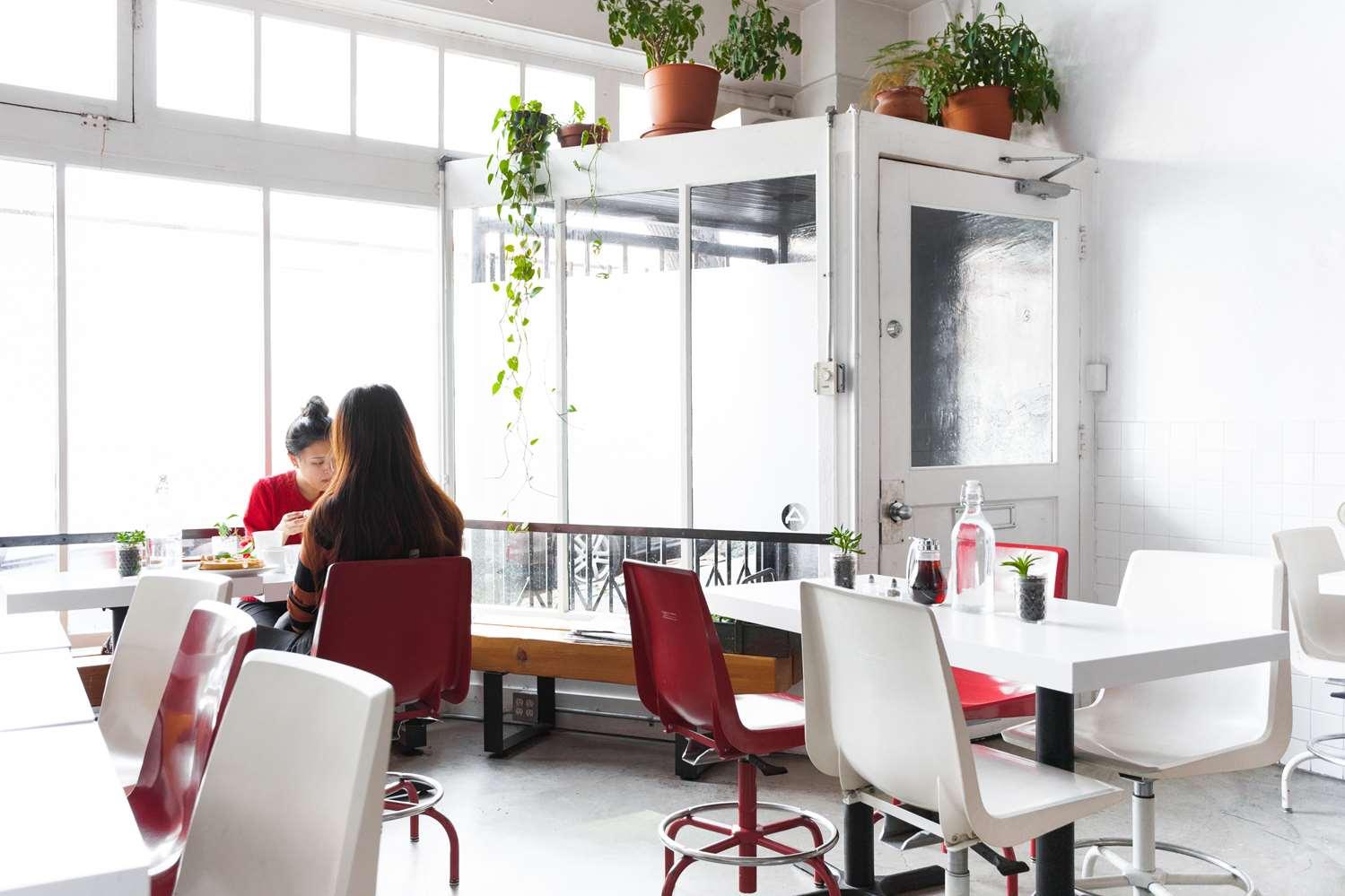 Restaurant - Ace Hotel Seattle