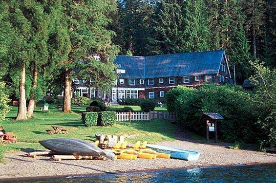 Recreation - Lake Quinault Lodge