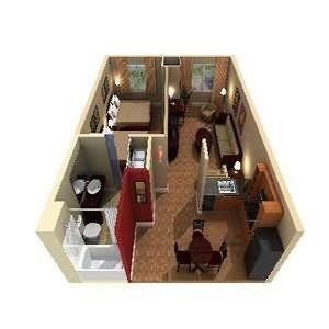 Room Ledgestone Hotel Yakima