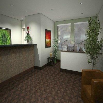 Lobby - Aspen Suites Hotel Anchorage