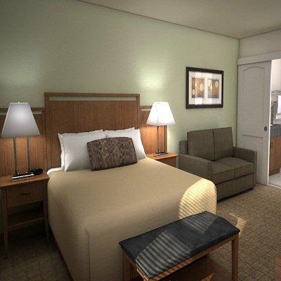 Room - Aspen Suites Hotel Anchorage