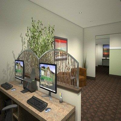 Conference Area - Aspen Suites Hotel Anchorage