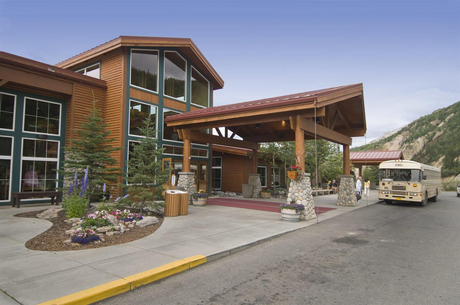 Lodge at Denali Park Village AK See Discounts