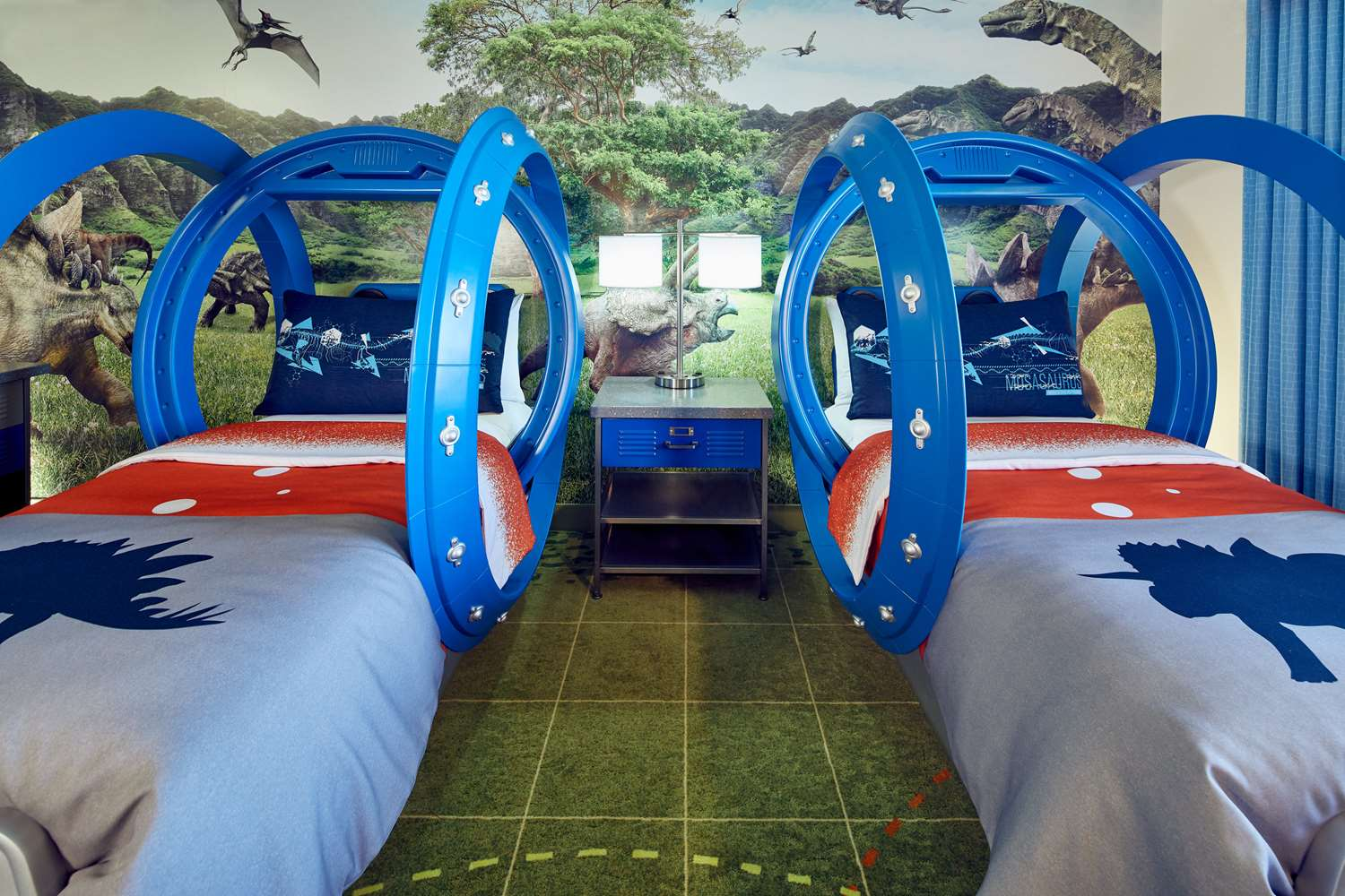 Jurassic World Kids' Suite