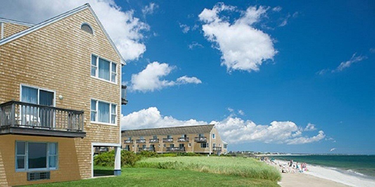 Exterior View Ocean Mist Beach Hotel Suites South Yarmouth